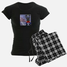 The Gorilla Position - Lightning Design. Pajamas