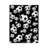 Soccer Twin Duvet Covers
