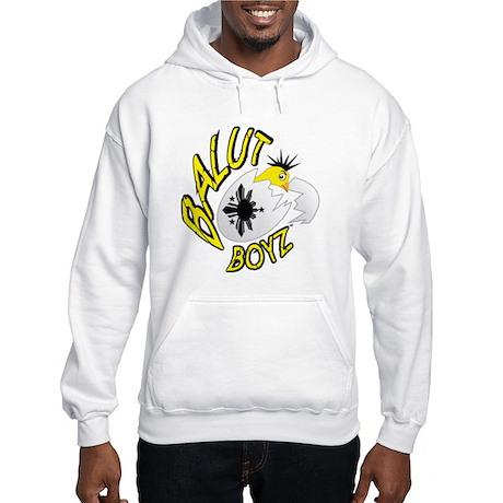 Balut Boyz Hooded Sweatshirt
