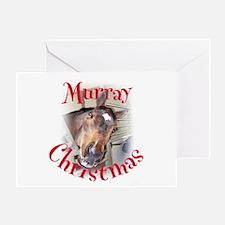 Single Murray Christmas Card