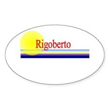 Rigoberto Oval Decal