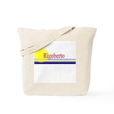 Rigoberto Tote Bag