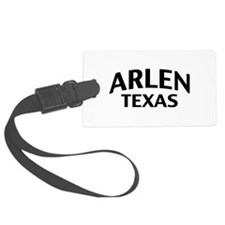 Arlen Texas Luggage Tag