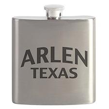 Arlen Texas Flask