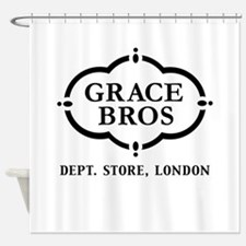 Grace Brothers Shower Curtain