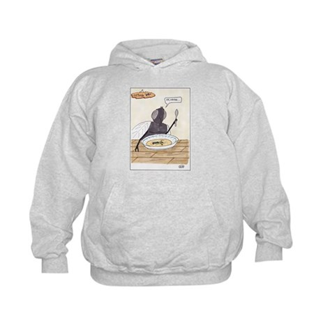 Man in the Soup Kids Hoodie
