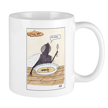 Man in the Soup Mug