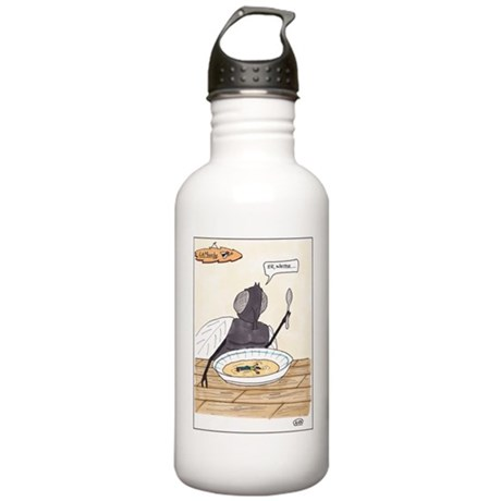 Man in the Soup Stainless Water Bottle 1.0L