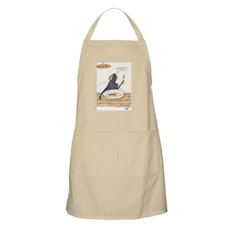 Man in the Soup Apron