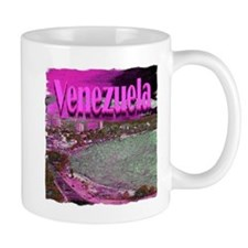Venezuela art illustration Mug