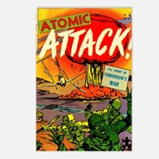 Atomic Attack! #5 Postcards (Package of 8)