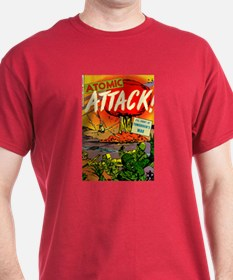 Atomic Attack! #5 T-Shirt