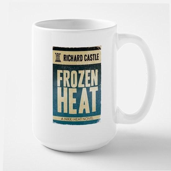 Castle Frozen Heat Retro Large Mug