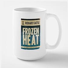 Castle Frozen Heat Retro Mug
