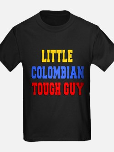 Little Colombian Tough Guy T