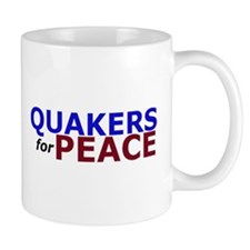 Quakers for Peace Mug