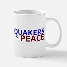 Quakers for Peace Mug