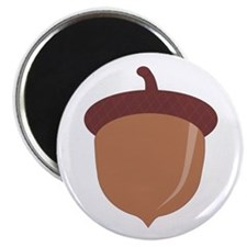 Cute Cartoon Autumn Acorn Magnet