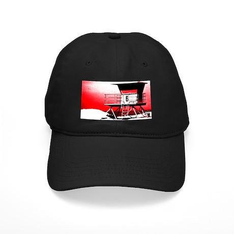 lifeguard tower Black Cap
