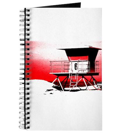 lifeguard tower Journal