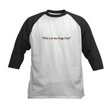 who let the dogs out Tee