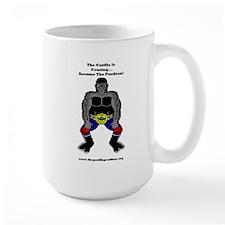 Assume The Position. Mug