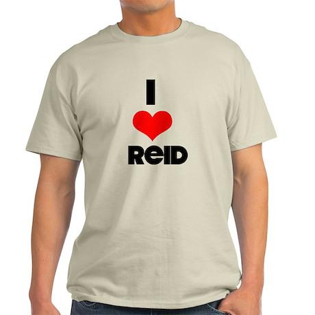 I heart Reid Light T-Shirt