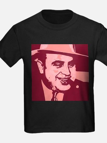 Al Capone Pop Art T