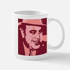 Al Capone Pop Art Mug