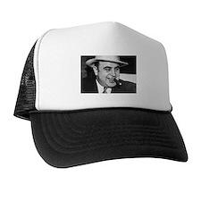 Al Capone Trucker Hat