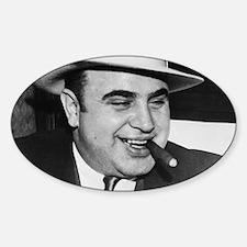 Al Capone Decal