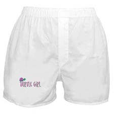 turtlegirl.png Boxer Shorts