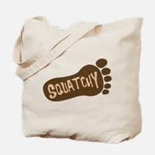 Squatchy Tote Bag