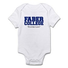 Faber College Infant Creeper