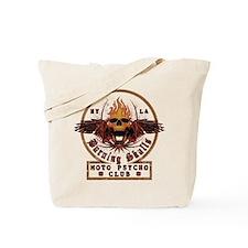 Eternal Edge-Moto Psycho Tote Bag