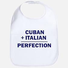Cuban + Italian Bib