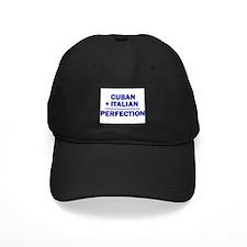 Cuban + Italian Baseball Hat