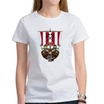Vikings and Longship Women's T-Shirt