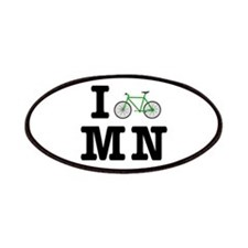 I Bike MN Patches