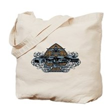 Eternal Edge-Four Horsemen Tote Bag