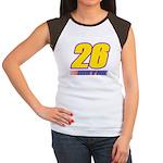 Shake N' Bake Women's Cap Sleeve T-Shirt