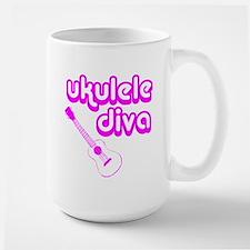 Ukulele Diva Mug