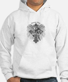 Eternal Edge-War Angel Hoodie