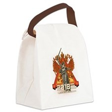 World Cup 2018-Eternal Victory 2 Canvas Lunch Bag