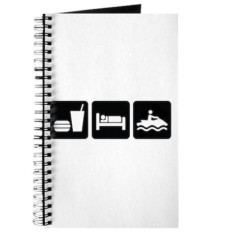 Eat Sleep Jet Ski Journal