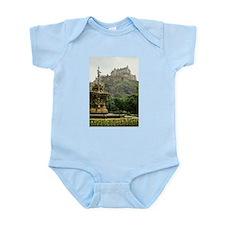 Edinburgh Castle Infant Bodysuit