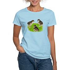 Bobwhite Quail Chicks T-Shirt