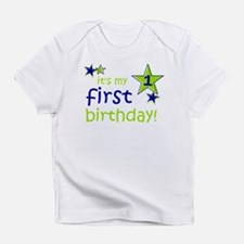 Funny My first Infant T-Shirt