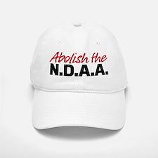 Abolish the NDAA Baseball Baseball Cap