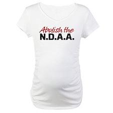 Abolish the NDAA Shirt